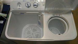 アウトレット商品 2層式洗濯機